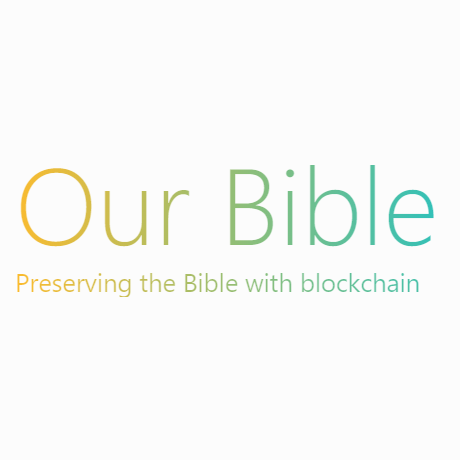 Our Bible logo